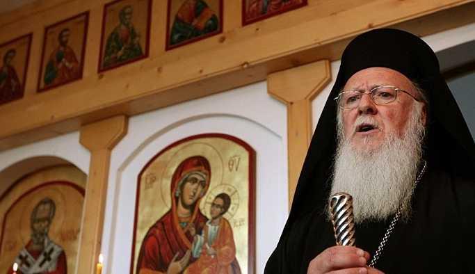 Bartholomeos, Yunanistan'da kilise ve devleti ayıran anlaşmayla ilgili bilgilendirilmedi