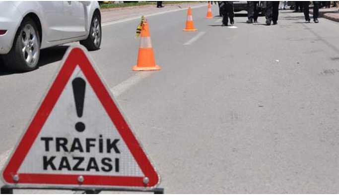 Bismil'de trafik kazası: 4 ölü