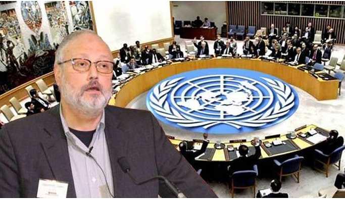 BM'den Kaşıkçı cinayeti açıklaması