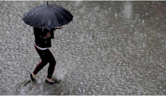 Bölgedeki 5 il için yağış uyarısı