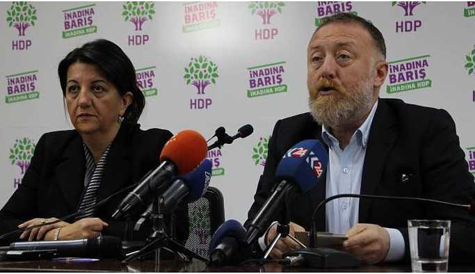 Buldan: HDP asla yılmadı  Temelli: Parlamento adım atmalıdır