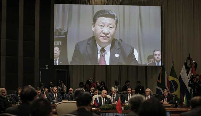Çin lideri Şi: Ekonomide korumacılık arttıkça riskler artıyor