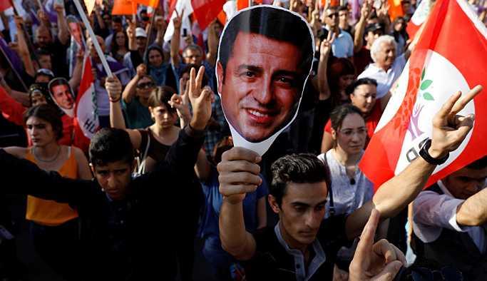 Demirtaş: Artık HDP'de eşbaşkanlık dahil 'seçilmişlik' pozisyonu gibi bir düşüncem yok