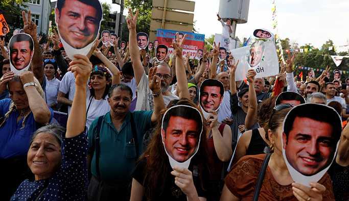 Demirtaş: Diyarbakır Büyükşehir Belediye Başkanı adaylığıma dair yorum