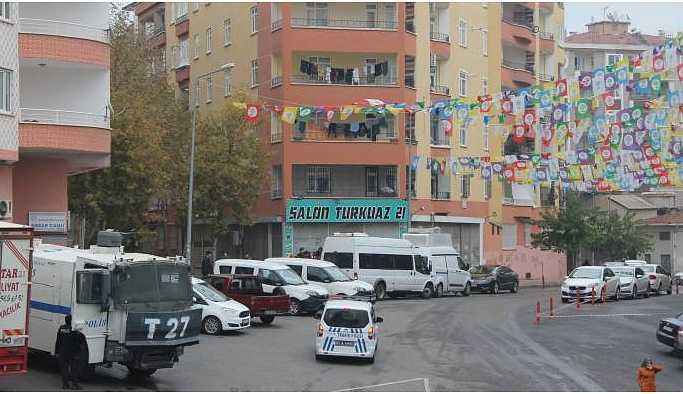 Diyarbakır'da HDP'ye 'yerel seçim' ablukası