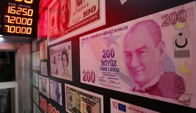 Dolar düştü, euro arttı