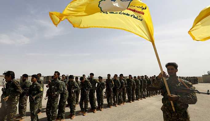 DSG birlikleri IŞİD'e karşı operasyonlara yeniden başladı