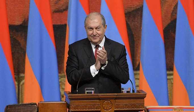 Ermenistan Cumhurbaşkanı'ndan Erdoğan'la görüşme sorusuna yanıt: 'Konuşacak şeylerimiz var'