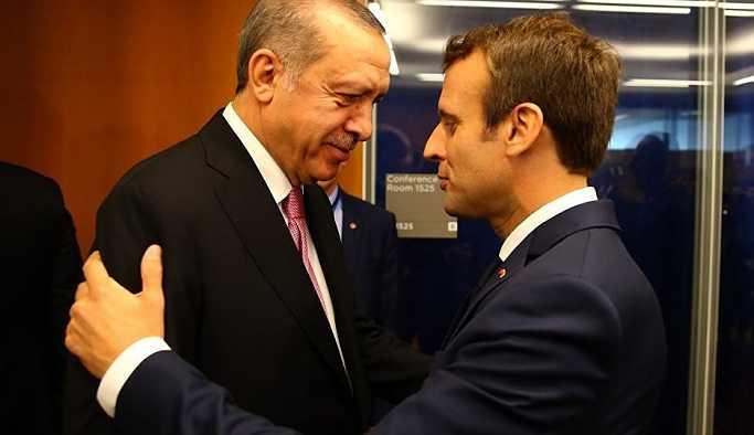 Fransa'da Erdoğan'a 11 Kasım protestosu