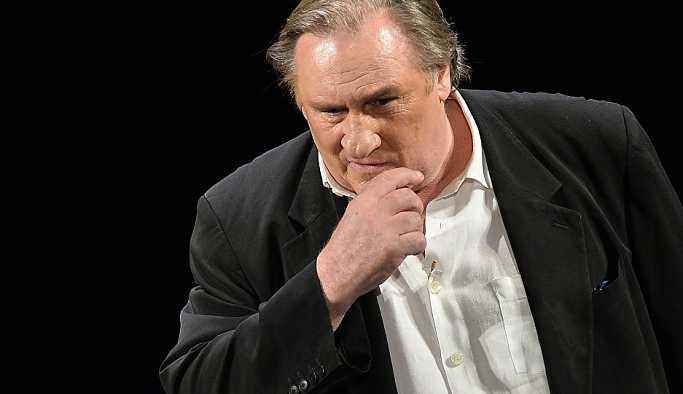 Fransız aktör Depardieu'nun 'tecavüz' ve 'taciz' iddiasıyla ifadesi alındı