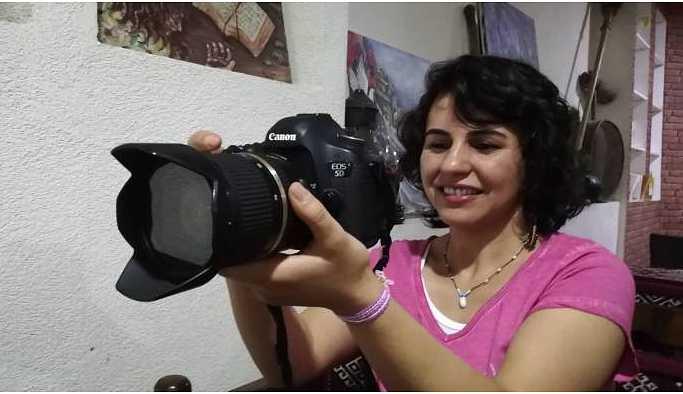 Gazeteci Şerife Oruç'un davası görüldü
