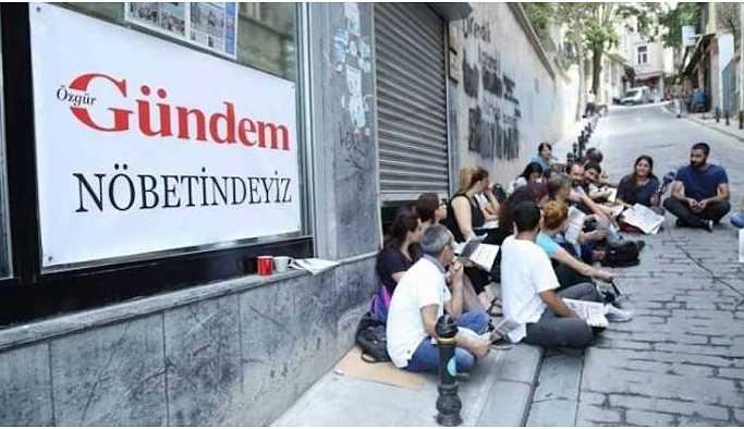 Gazetecilere verilen 9 yıl 9 ay hapis cezası onandı