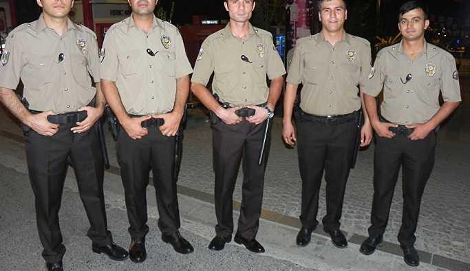 'Gece bekçilerinin trafik para cezası uyguladığı' iddiası