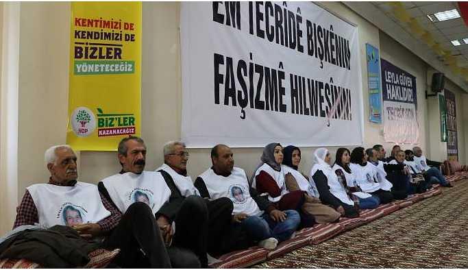 Güven'e destek için 6 ilde açlık grevine başlanacak