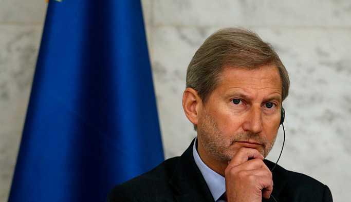 Hahn: Türkiye ile müzakereler nihai olarak sonlandırılmalı