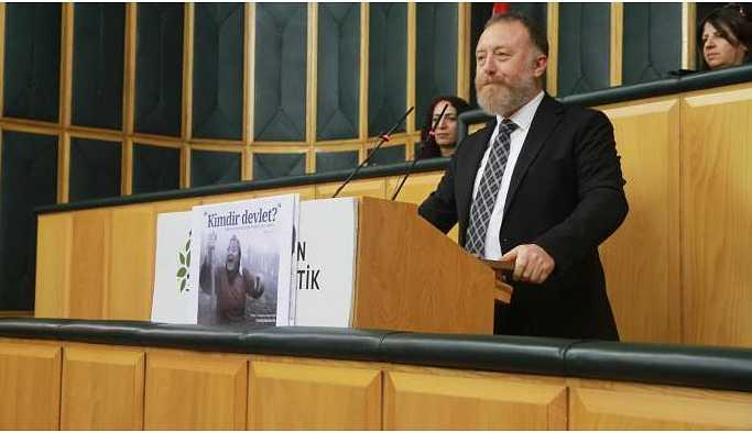 HDP: AİHM'in Demirtaş kararı bu ülkeye bir hukuk dersidir