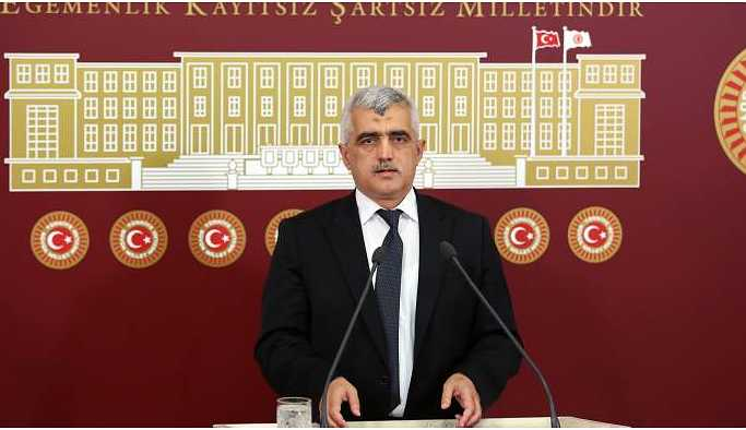 HDP cezaevlerindeki nakil sorunlarını Meclis'e taşıdı