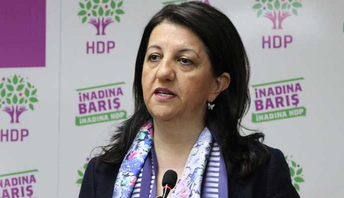 HDP'den 'AKP ile gizli görüşme' iddialarına yanıt