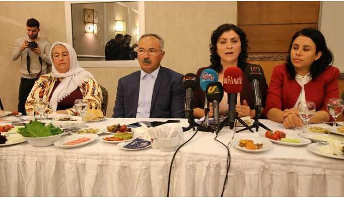 HDP Urfa'da seçim startını verdi
