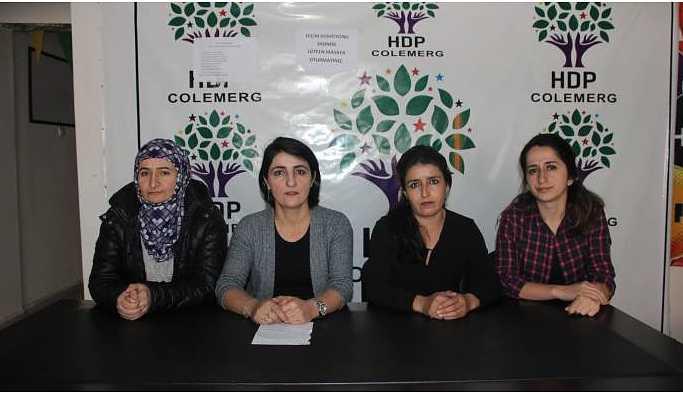 HDP'den kadınlara aday adaylık çağrısı