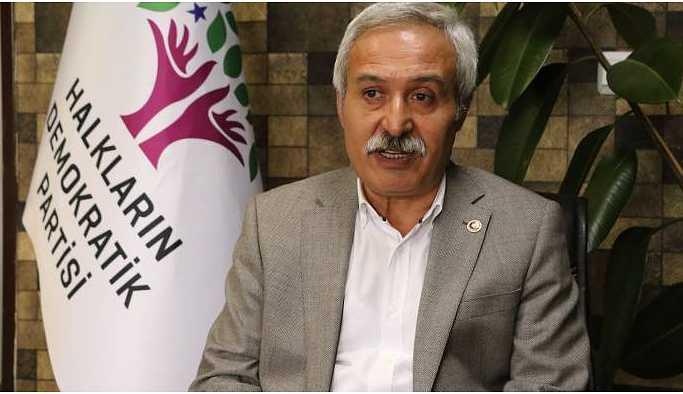 HDP'li Mızraklı: Saldırılar Türkiye halklarının faydasına değildir