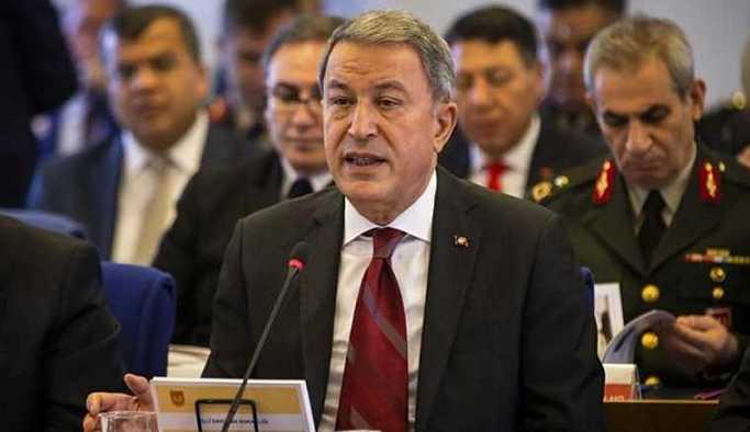 Hulusi Akar'dan HDP'li vekile: Nasıl olsa bir daha askere gelmeyeceksin