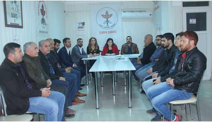 İHD Urfa Şubesi cezaevi hak ihlalleri raporunu açıkladı