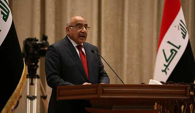 Irak Başbakanı Abdülmehdi, 5 bakanı internetten başvuraları arasından seçti