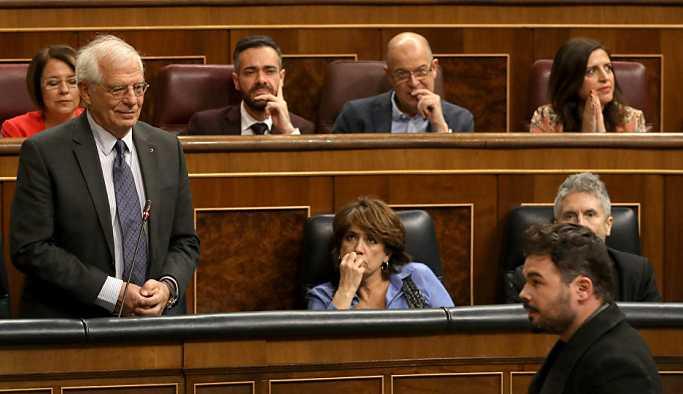 İspanya Dışişleri Bakanı'na 30 bin euro para cezası