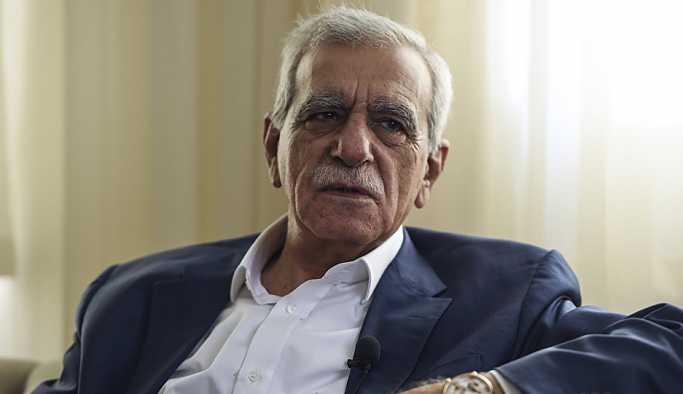 Kılıçdaroğlu'yla görüşen Ahmet Türk: Kılıçdaroğlu söylediklerimi onayladı!