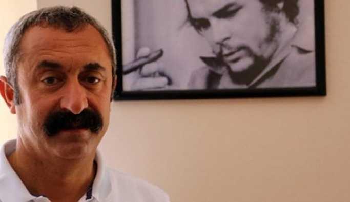 'Komünist Başkan' Maçoğlu, Tunceli'den adaylığını açıkladı