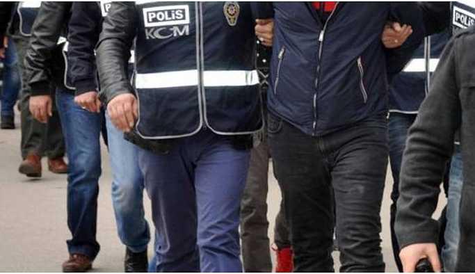 Konya'da 9 kişi gözaltına alındı