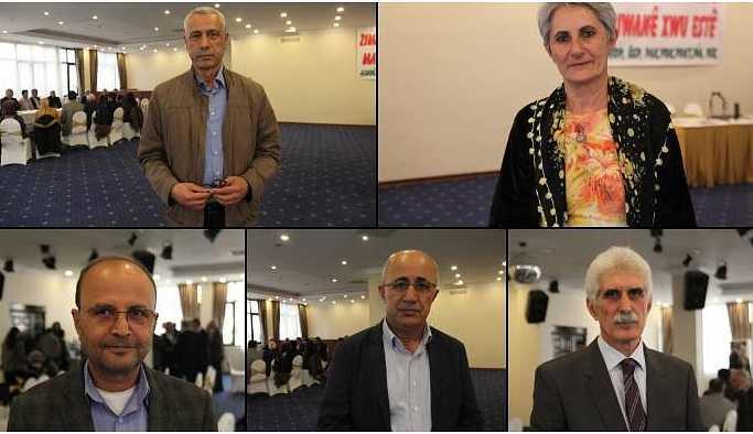 Kürt Dili Platformu'nun önceliği dil bilincinin sağlanması