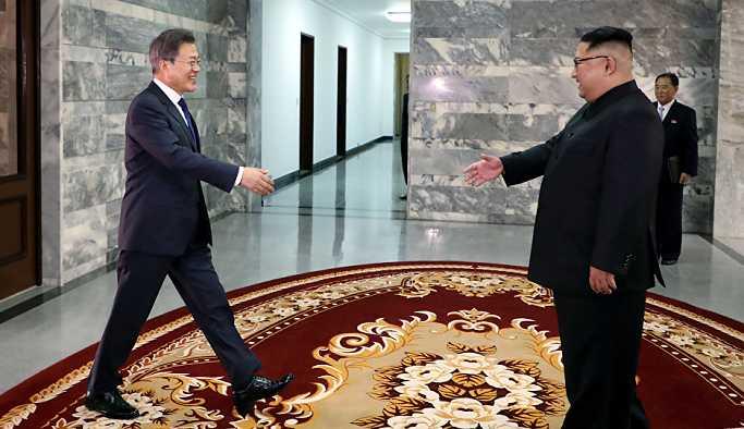 Kuzey Kore ile Güney Kore'den batı sınırında ortak çalışma
