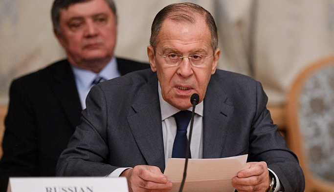 Lavrov: Taliban temsilcilerinin Moskova'daki müzakerelere katılması önemli
