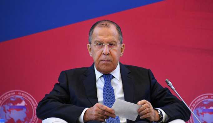 Lavrov, Avusturyalı mevkidaşıyla casusuluk skandalını görüştü
