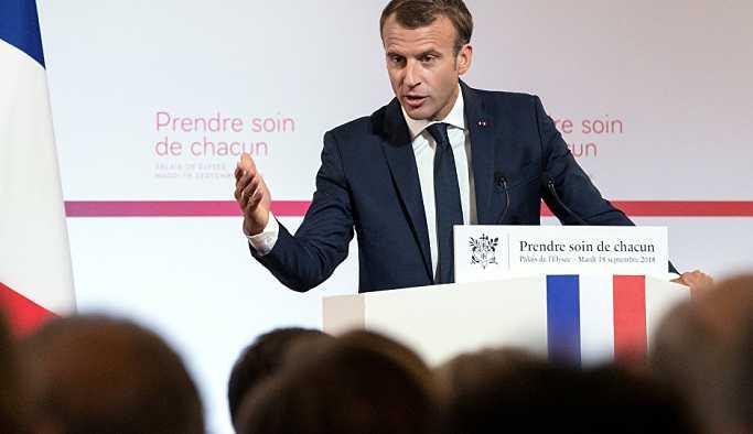 Macron'a suikast girişiminin ayrıntıları basına sızdı