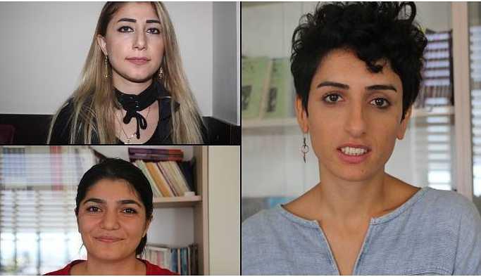 Mersinli kadınlar: Erkek şiddetine karşı birleşmeye