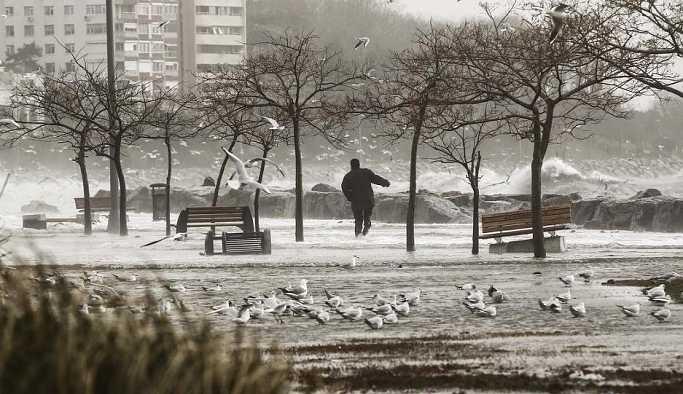 Meteoroloji'den lodos uyarısı