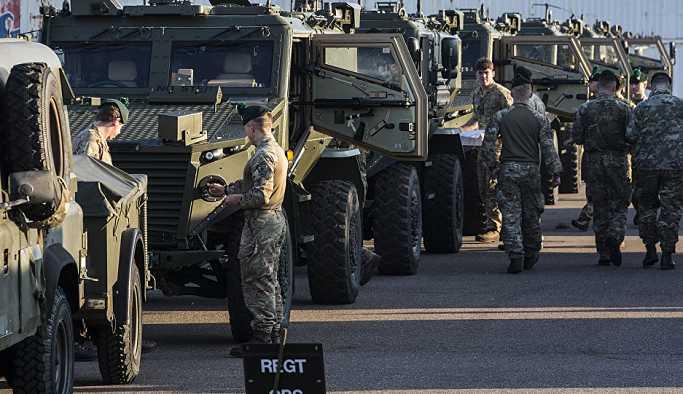 NATO askerlerinin Trident Juncture 2018'deki eylemleri Norveçlileri kızdırdı