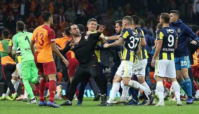 Olaylı derbinin cezaları belli oldu: Fatih Terim'e 7, Hasan Şaş'a 8 maç ceza