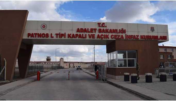 Patnos Cezaevi'nde tutuklular darp edildi iddiası