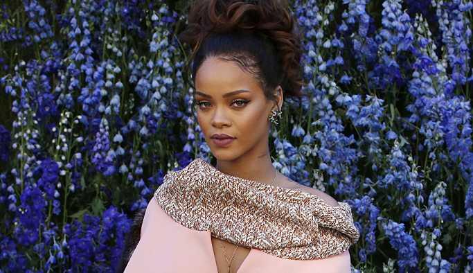Rihanna'dan Trump'a tepki