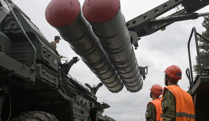 Rus ordusu, Kırım'a bir S-400 bataryası daha sevk edecek