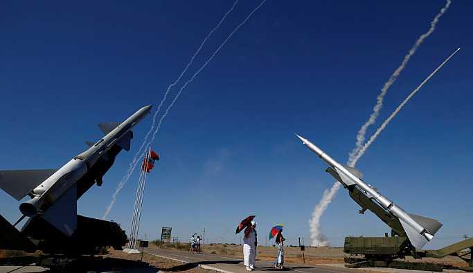'Rusya, Suriye'ye S-300 gönderdikten sonra İsrail hiç saldırmadı'