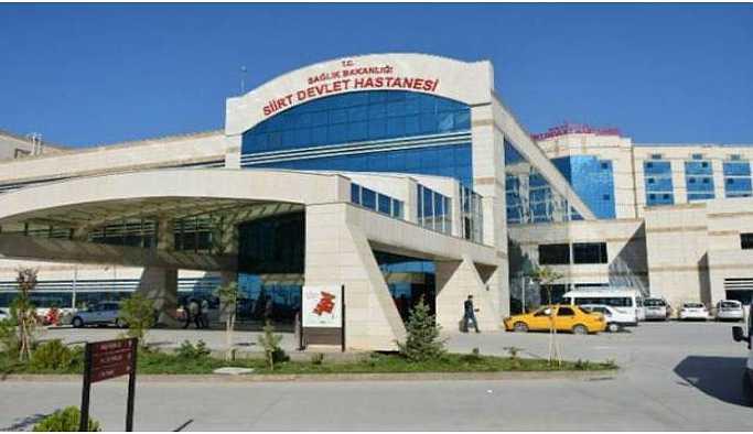 Siirt Devlet Hastanesi'ndeki sorunları Meclis gündemine taşıdı