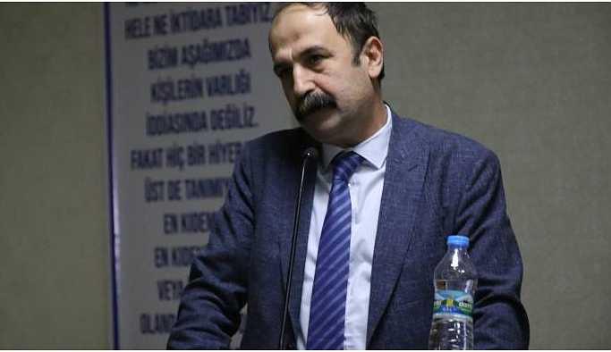 Şırnak Barosu'na yeniden Nuşirevan Elçi başkan seçildi