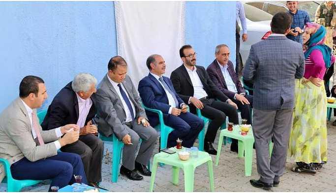 Şırnak Valisi'nden 'ittifak' girişimi: AKP adayı üzerinde anlaşın