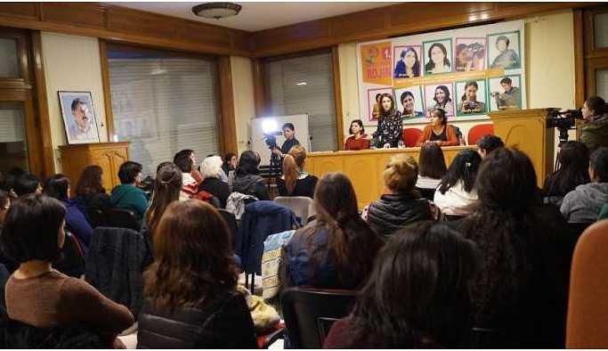 Sürgündeki Kürt kadın gazeteciler 'ROJIN'le örgütlendi