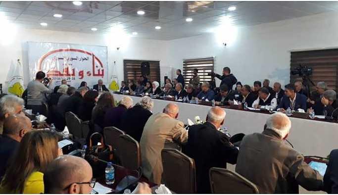 Suriyeliler MSD öncülüğünde yeni yaşamı tartışıyor